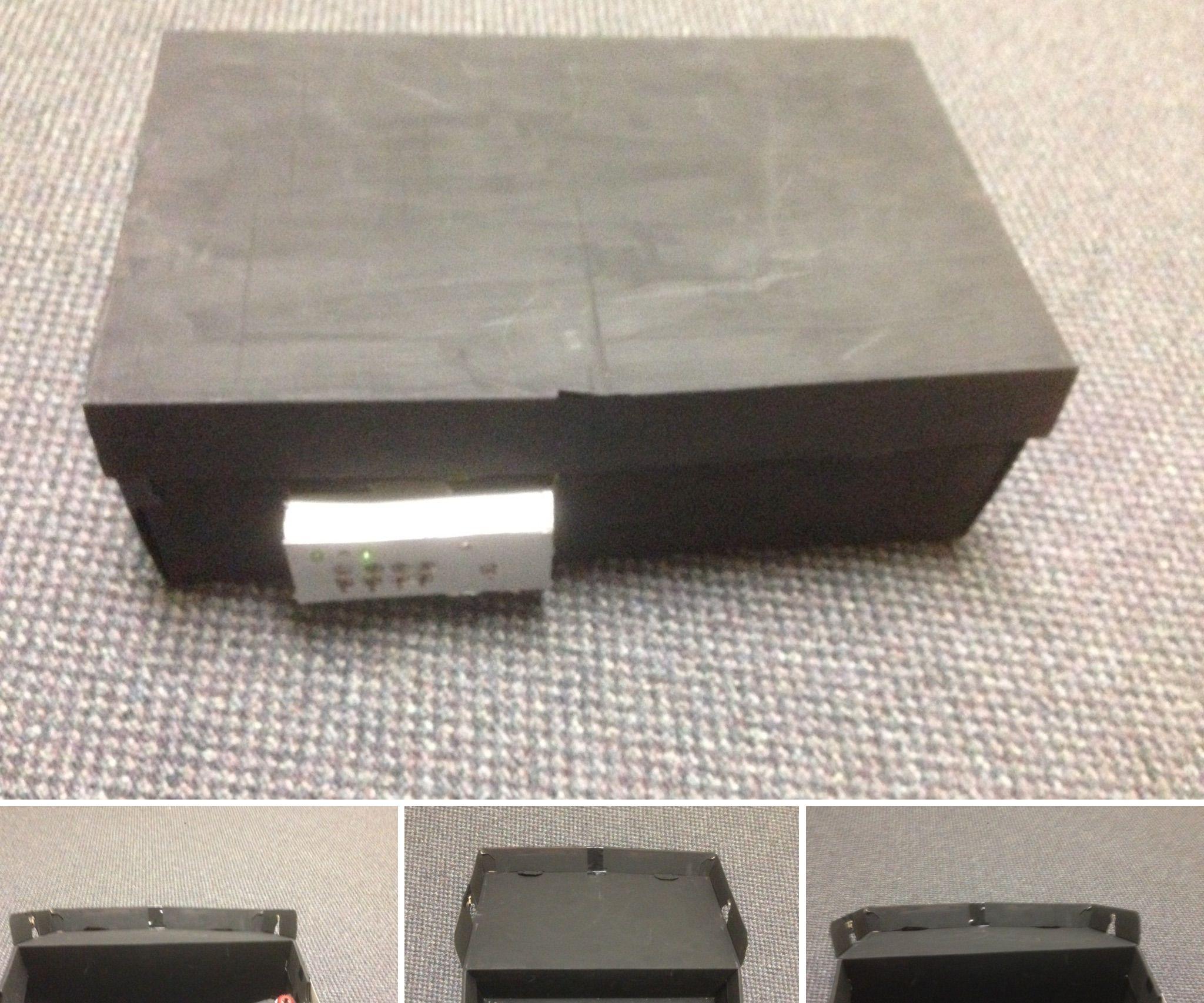 Build a Safe Using a Rpi