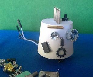 Useless Robot Friend