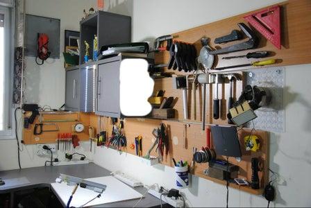 9 MORE Unusual Tool Storage Methods - Part 2