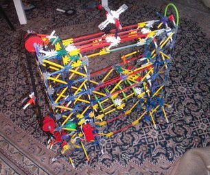 Knex Ball Machine Project 4