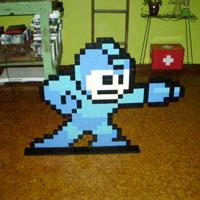 8-Bit Sculptures