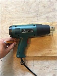Make Heat Gun Holster
