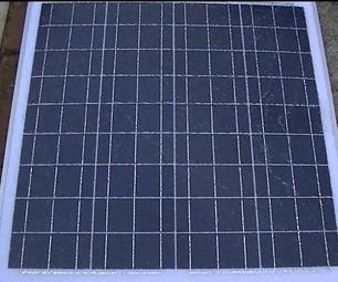 Repair Solar Panel Glass