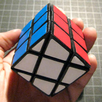 Modify a Rubiks Cube