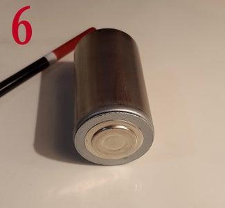 Preparing the Batteries