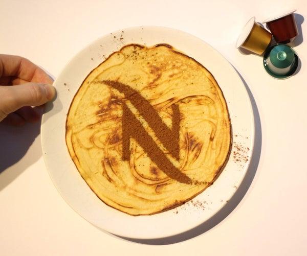 Nespresso Pancakes