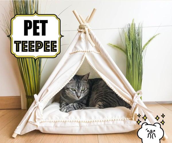 Pet Teepee/House