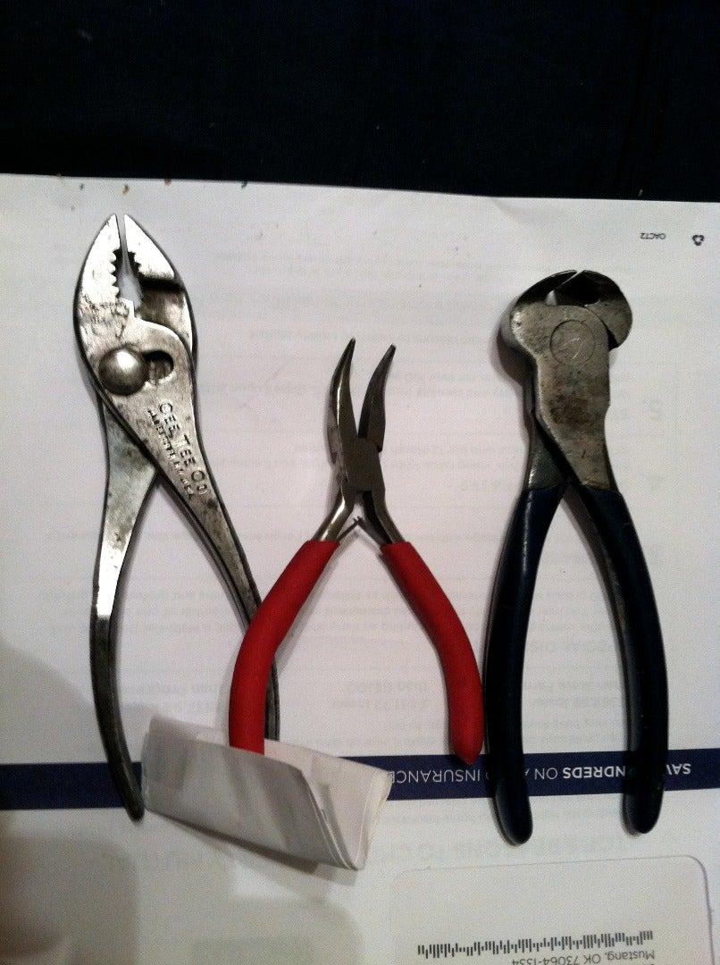 Materials & Tools Needed