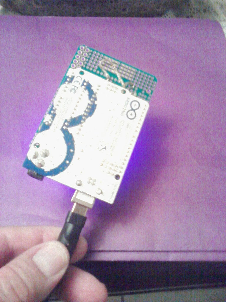 7-Segment LED Die W/Arduino and More