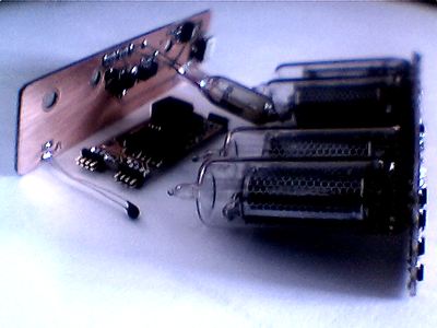 Electronics From Prototype_A Alpha and Prototype_A Rev1