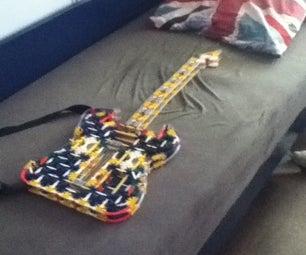 Knex SG Model Guitar