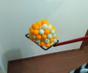 Collector for Tabletennis Balls