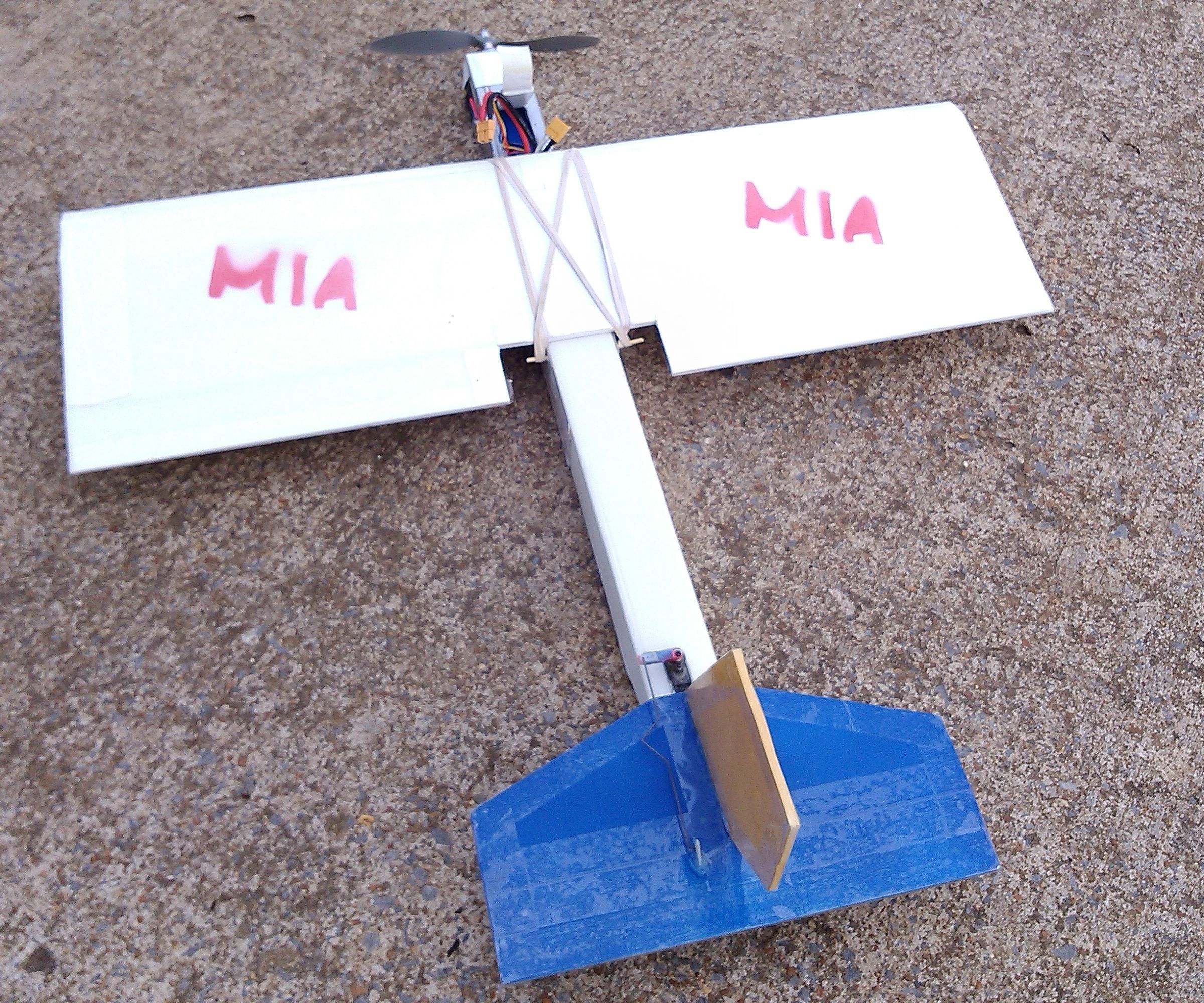 Complete Guide to Building Your First RC Foamboard Plane