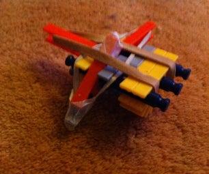Mini But Mighty KNEX Gun