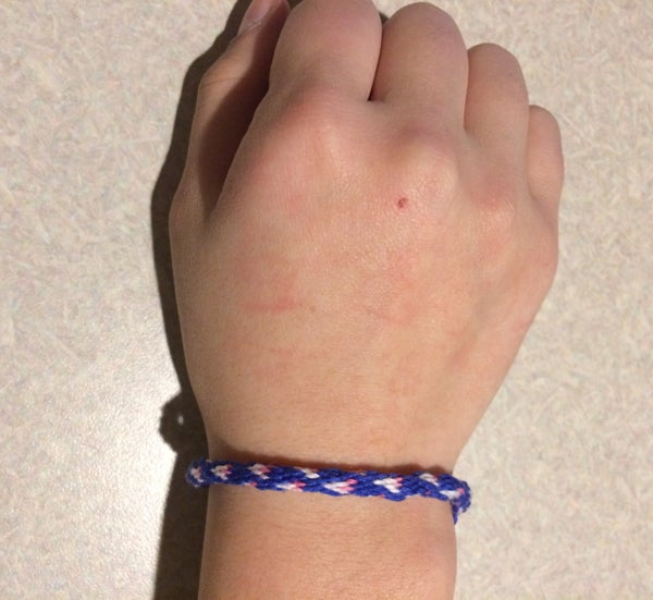 Simple and Fast Heart Wheel Bracelet
