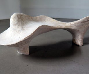 Strata Bench / Scale Model / Part 2 of 3