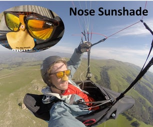 Leather Nose Sunshade