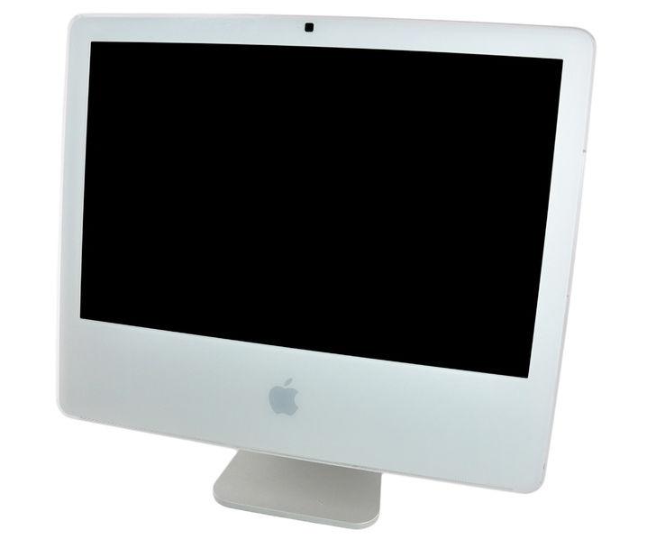 Intel iMac as an External Monitor