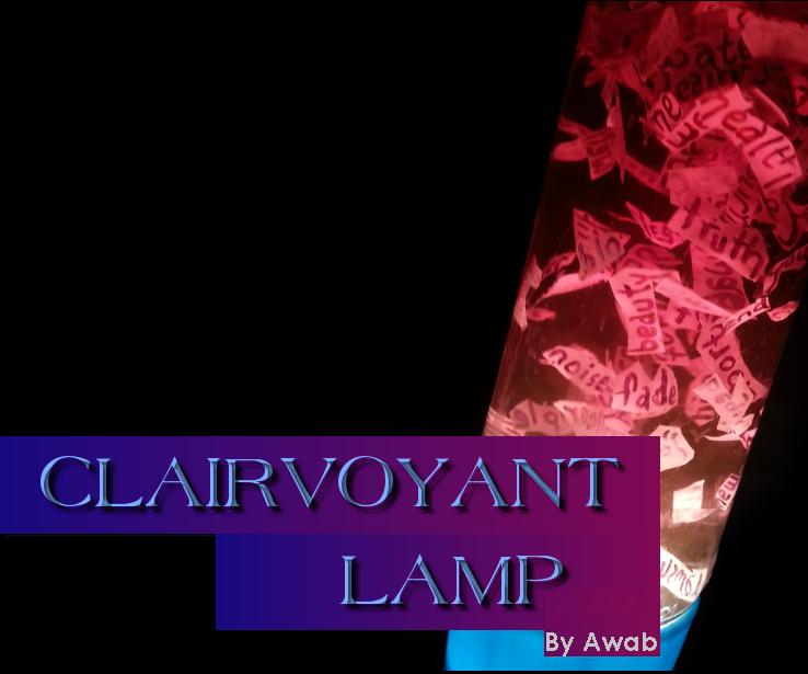 Clairvoyant Lamp