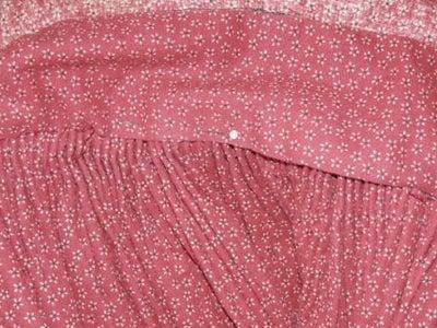 Attaching the Skirt