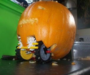 Robo-Pumpkin!