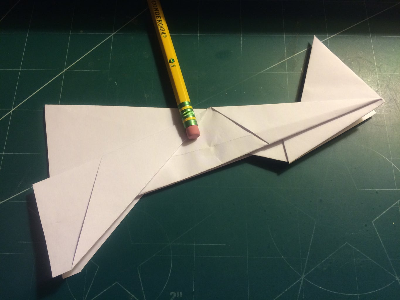 Wing, Leading Edge and Winglet Folding
