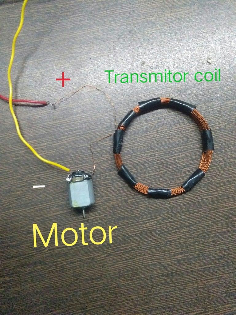 Make Transmitter Coil