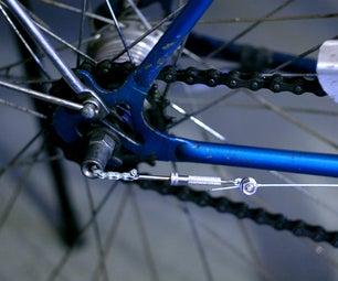 Rigging Vintage Sachs Hub, Using Sturmey Archer Components