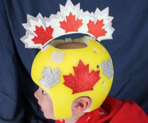 Maple Leaf Mohawk