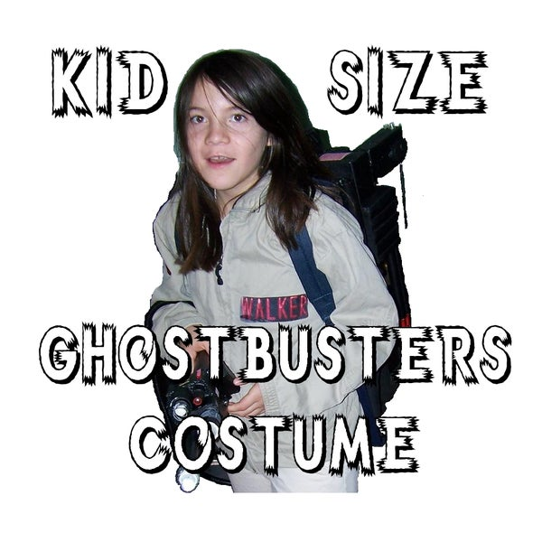 Kid Sized Ghostbusters Proton Pack!