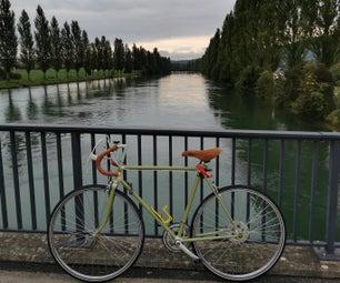 自行车装修