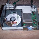 """Fixing the """"Open Tray"""" error (for XBOX 360's with Liteon drives only)."""