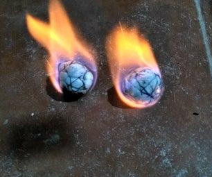 DIY Fire Balls!