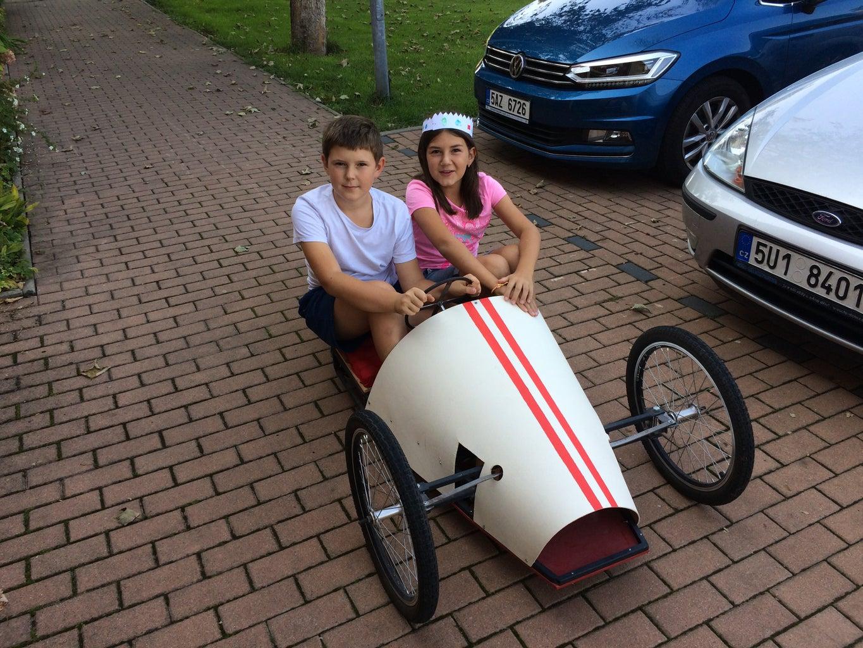 Morgan Electric Trike