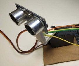 Arduino Radar Home Made