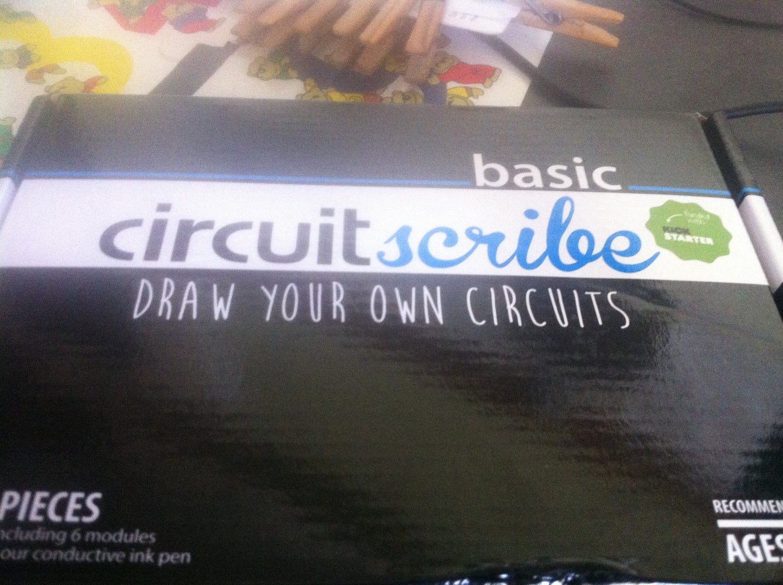 Using Circuitscribe to Build a Test Circuit for Beambot Logic