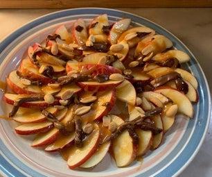 加载苹果玉米片