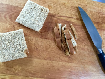 Flatten Your Bread Out