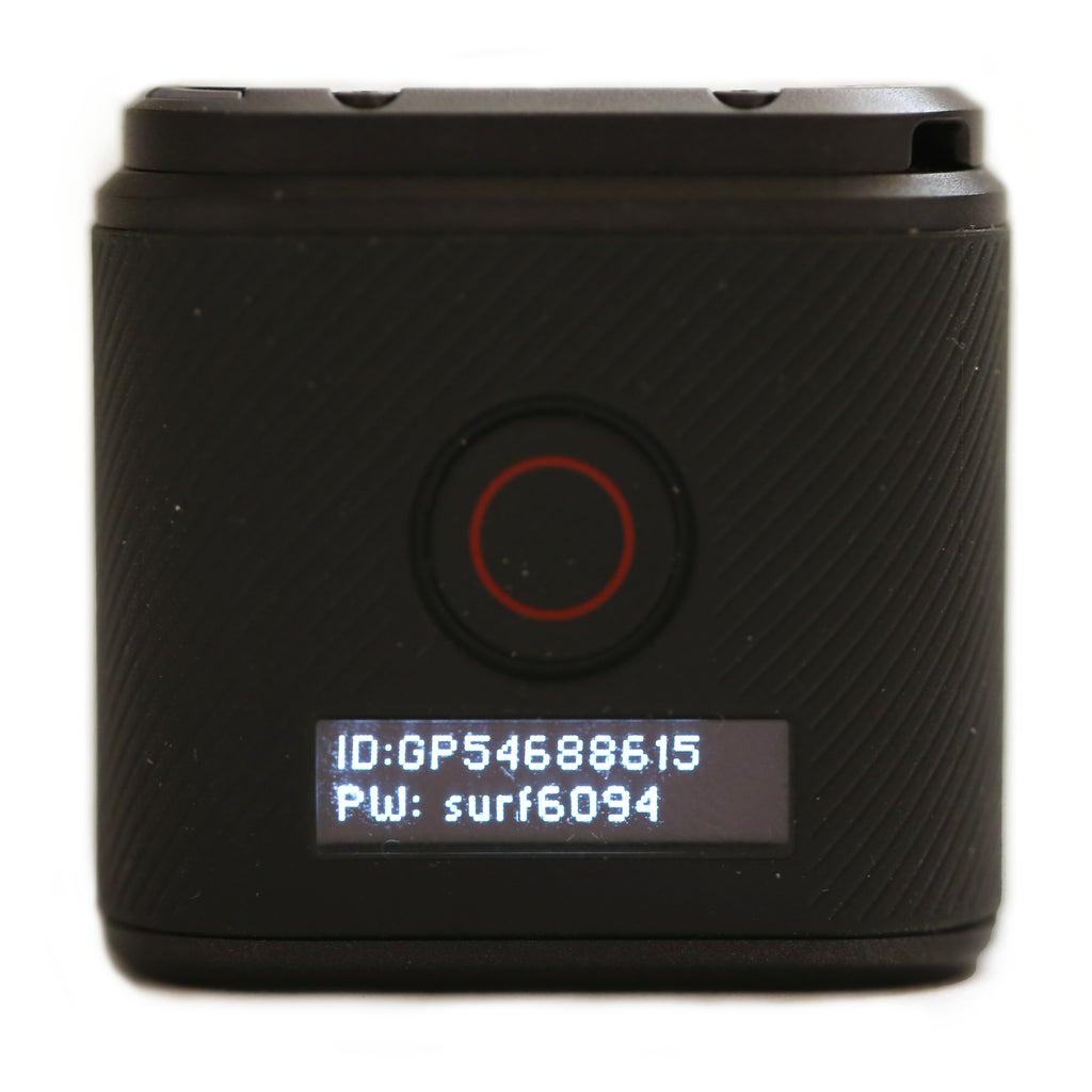 Configure Your Camera's Wifi