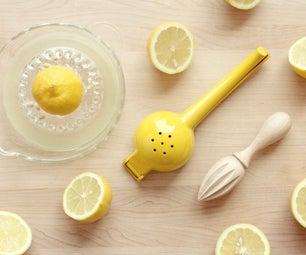 How to Juice a Lemon