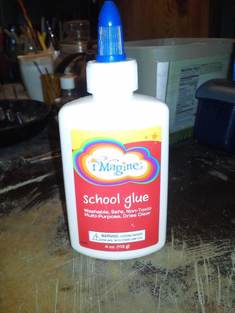 Wood Glue Saver