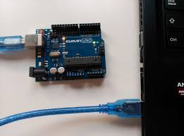 Connect the Arduino to Your Computer