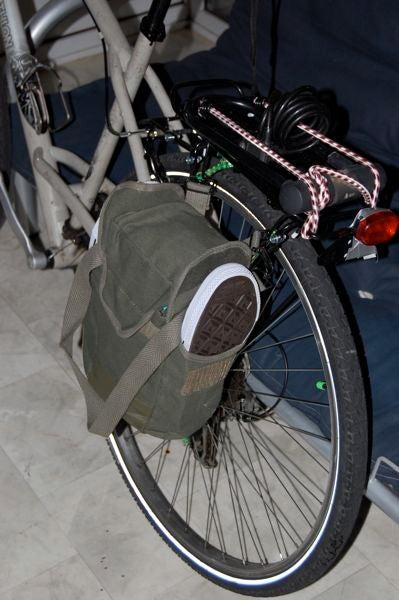 Really Easy Bike Pannier