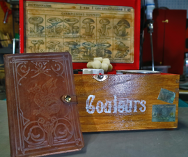 Leather Press to Make Decorative Leather Items With 3D Printed Dies