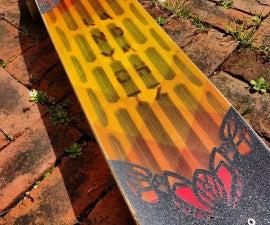 Skateboard/Longboard Griptape Design