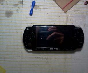 PSP Speaker Mod
