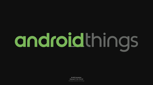 Install Android Things