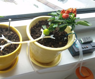 APIS - Automated Plant Irrigation System