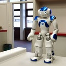 Nao Robot Mimicking Movements Using Kinect
