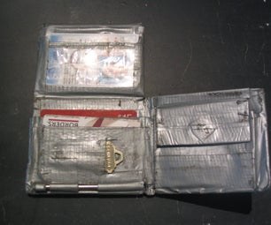 The Ultimate Duct Tape Wallet